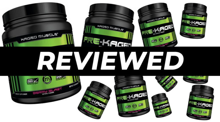 Pre-Kaged by Kaged Muscle Pre Workout Review