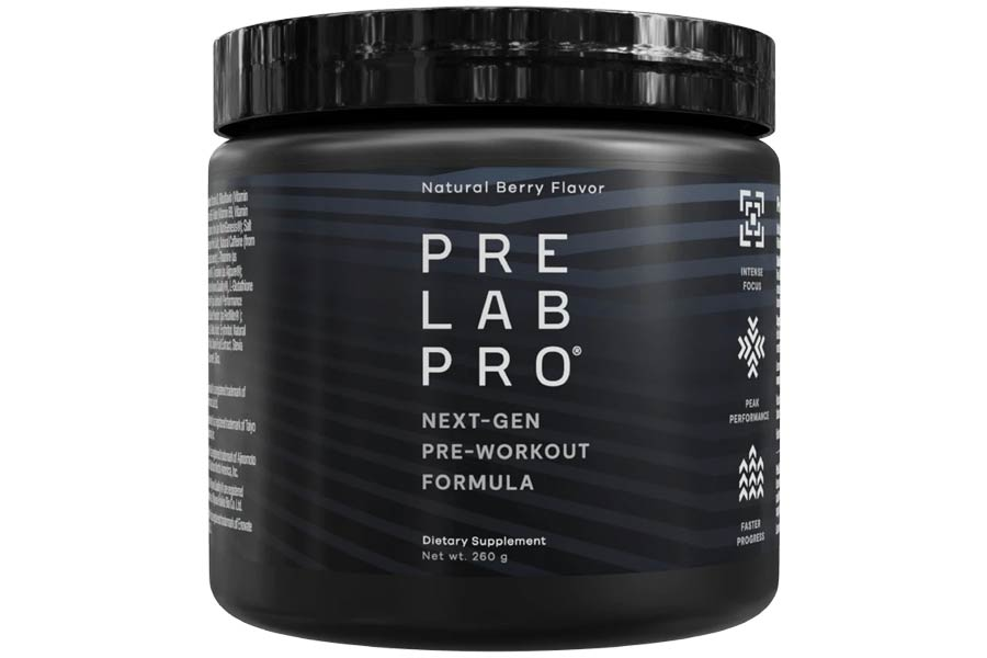 Pre Lab Pro Pre Workout