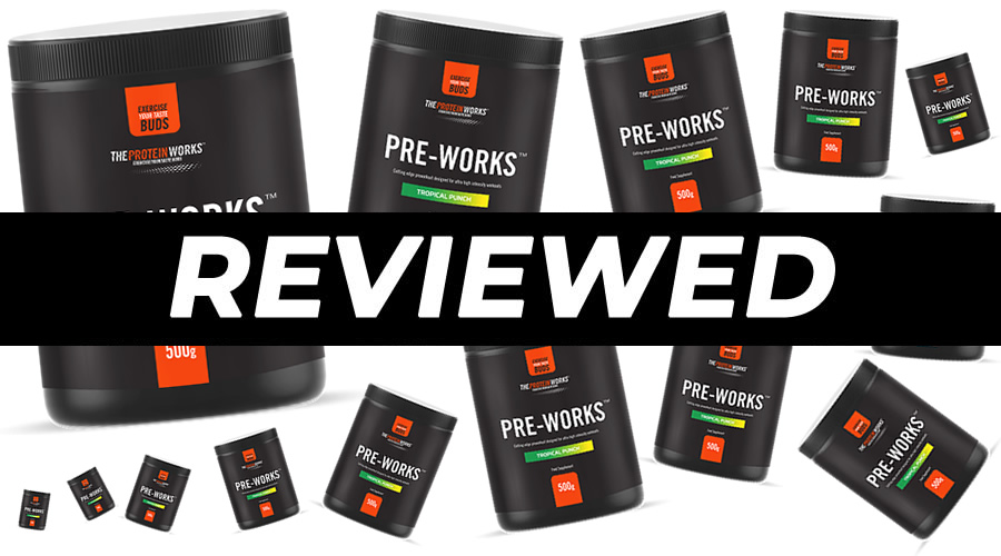 Pre-Works The Protein Works Review