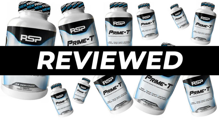 Prime-T By RSP Nutrition Review