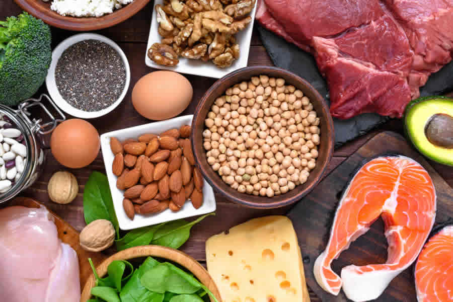 Protein is an important macronutrient