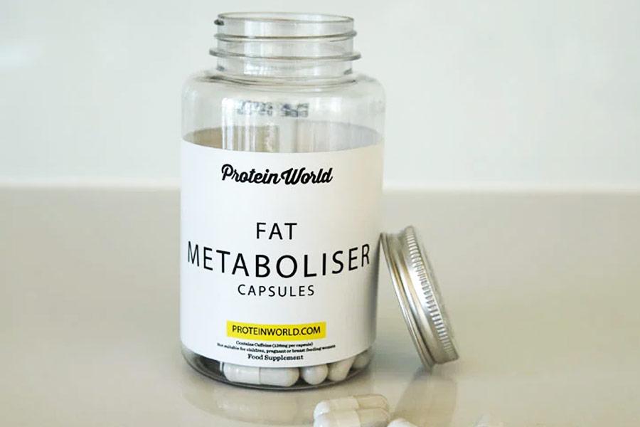 Protein World Fat Metaboliser Capsules