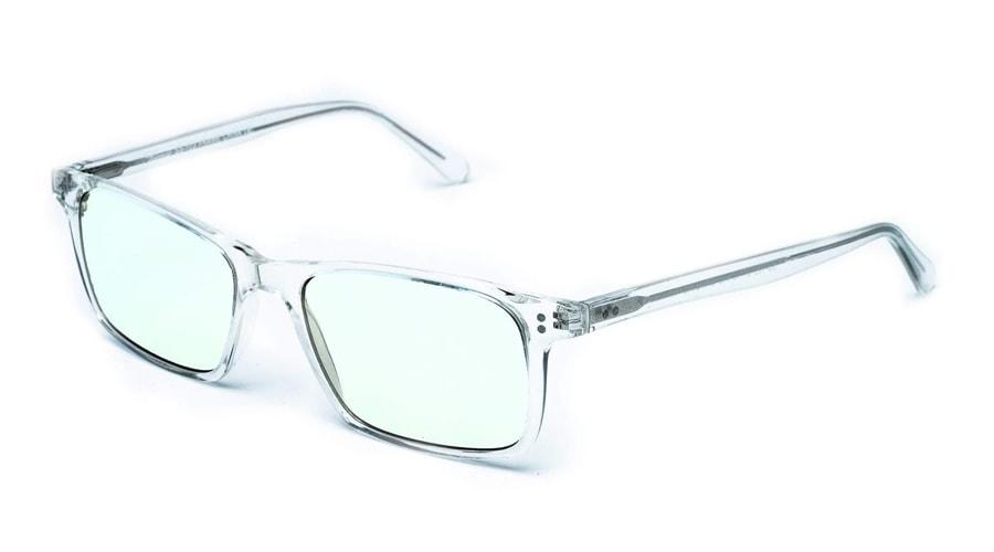 The Ra Optics Popp frames close up