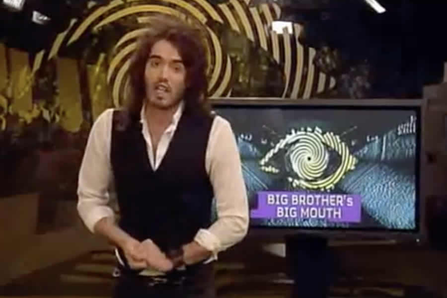 Russell Brand Big Brother's Big Mouth