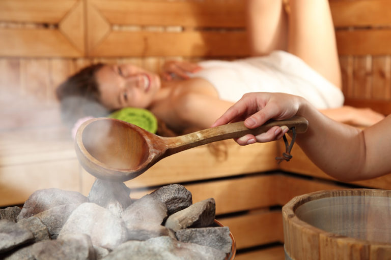 The Impressive Health Benefits of Using a Sauna Every Day