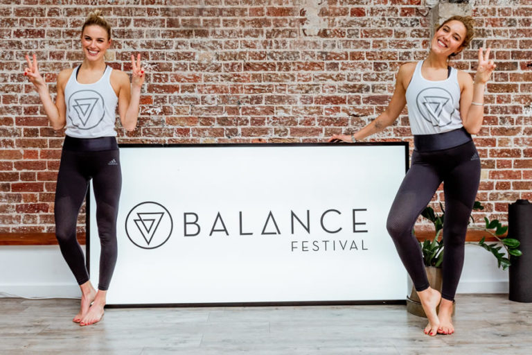 Serotonin Boosting Yoga Workout Demonstrated by Soul Sisters