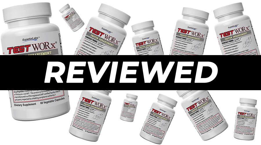 Superior Labs Test Worx Review