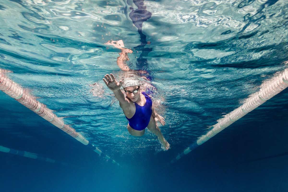 Swimming vs Running