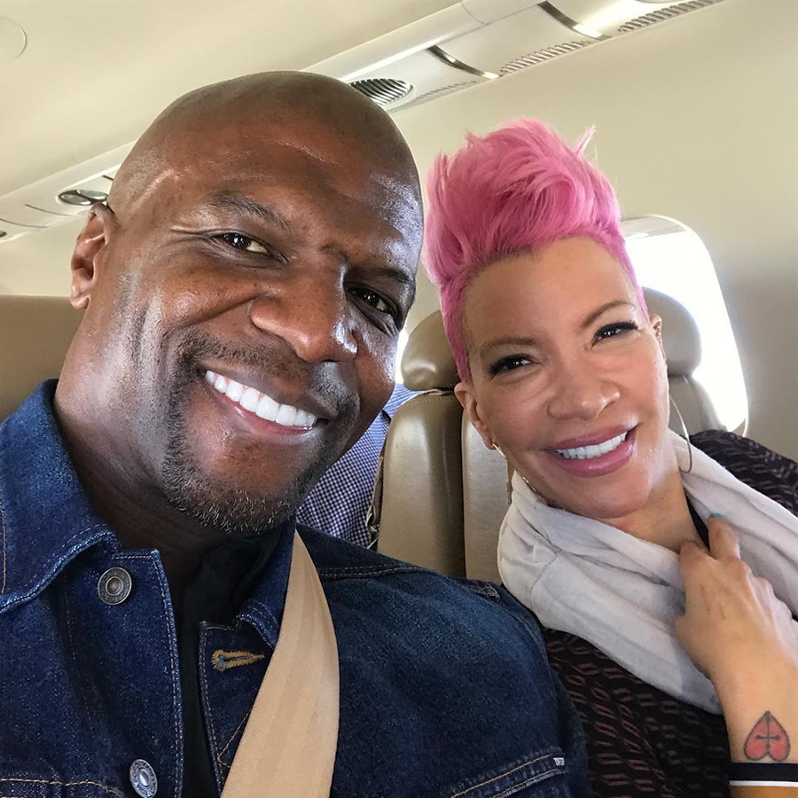 Terry Crews wife