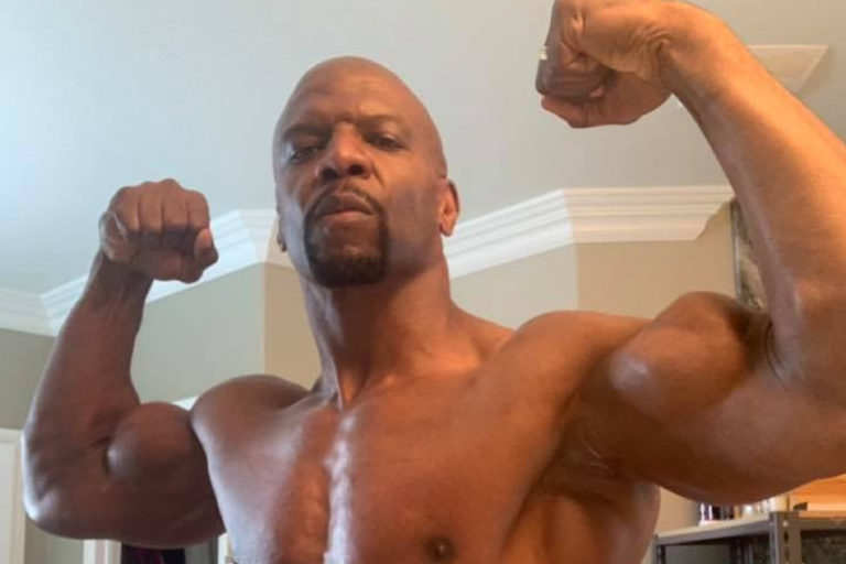 Terry Crews Workout Plan, Diet and Supplements
