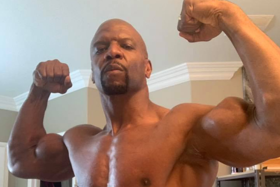 Terry Crews Workout, Diet and Supplements
