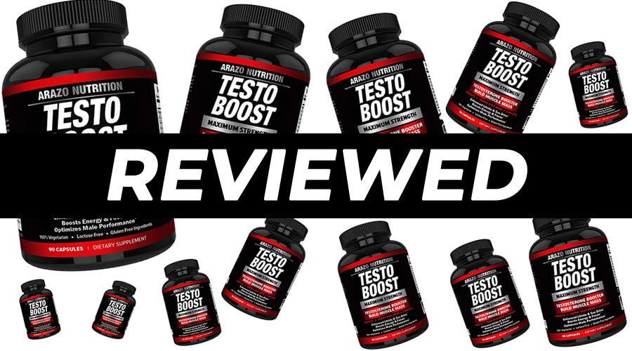 TestoBoost by Arazo Nutrition Review