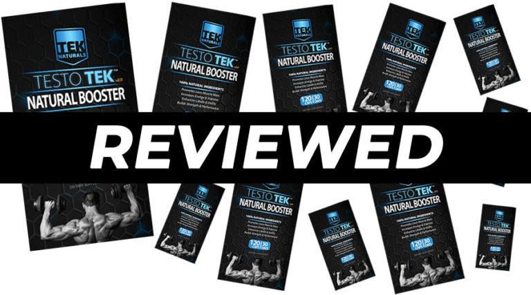 TestoTEK by TEK Naturals Review