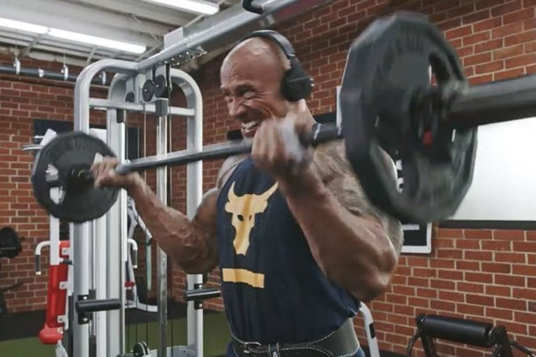 What Supplements Does 'The Rock' Dwayne Johnson Use?