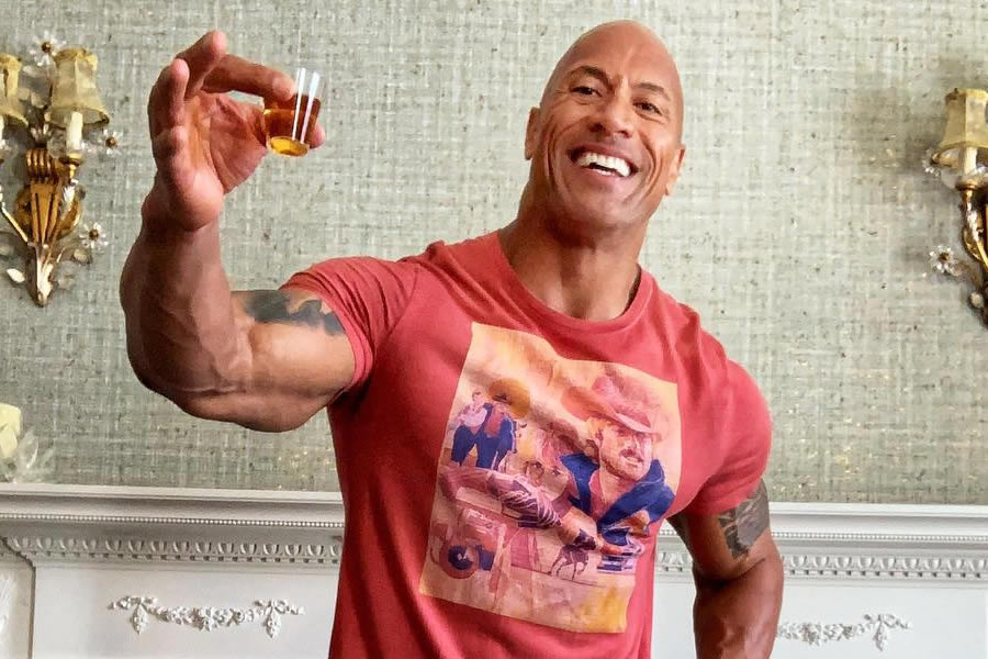 The Rock Tequilla