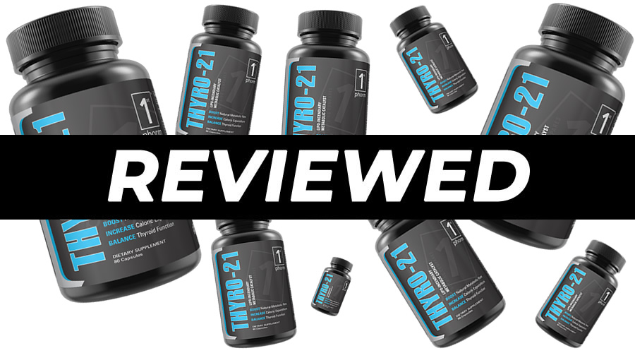 Thyro-21 by 1st Phorm Review