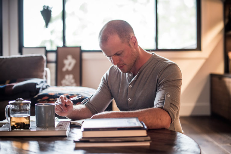 The Tim Ferriss Morning Routine
