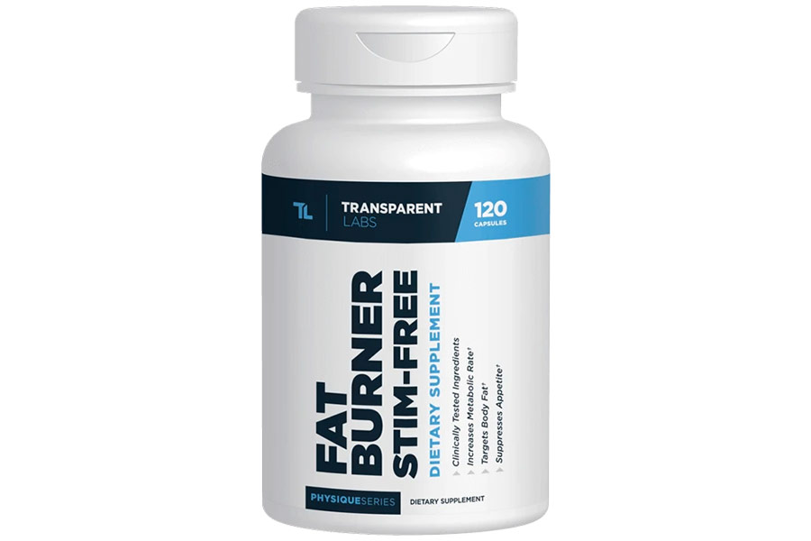 Transparent Labs Stim Free Fat Burner