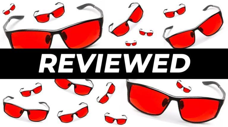 TrueDark Twilight Elite Blue Light Blocking Glasses Review