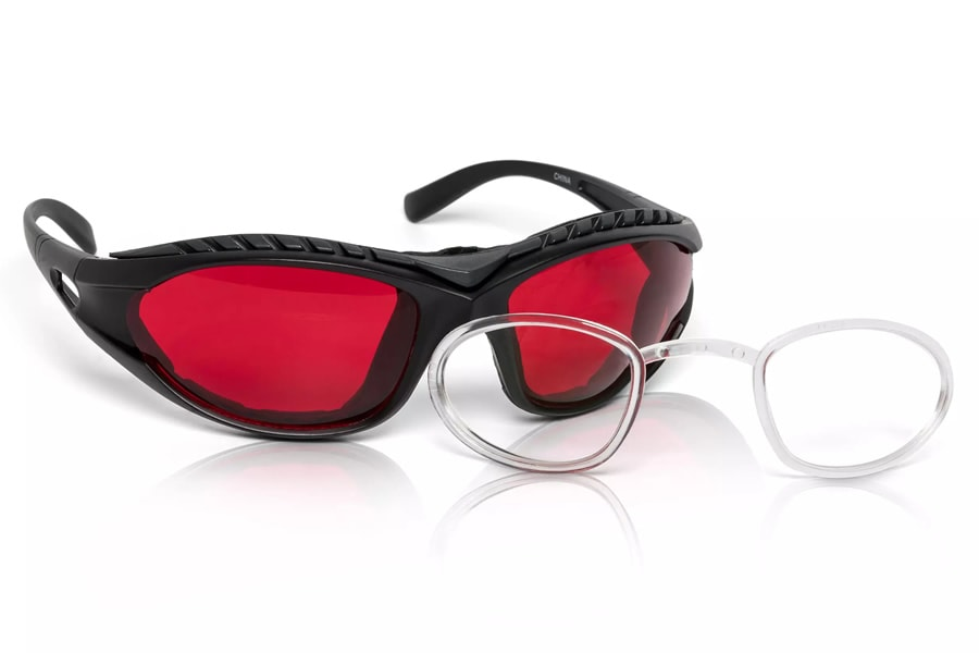 The TrueDark Twilight Classics come with an optional insert for prescription lenses (Photo: TrueDark)