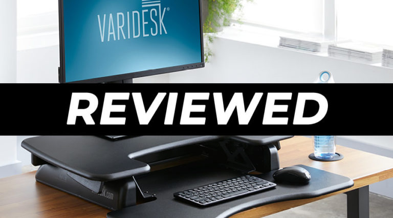 Varidesk Pro Plus 30 and 36 Review