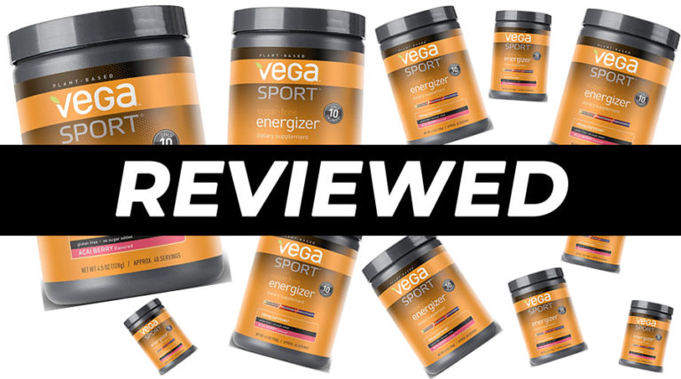Vega Sport Pre-Workout Energizer Review