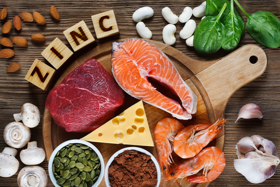 Zinc and Testosterone Levels in Men